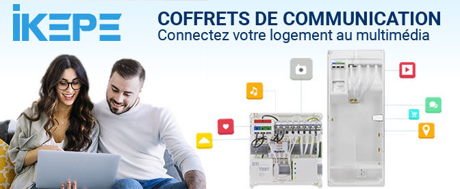 Coffret de communication IKEPE