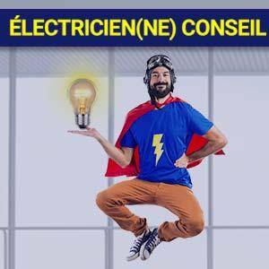 Recrutement électricien(ne) conseil - Support technique (H/F)