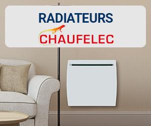 Produits coup de coeur de novembre 2018 : radiateurs Chaufelec