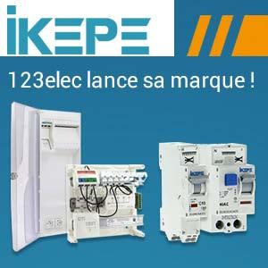 IKEPE, le matériel électrique by 123elec
