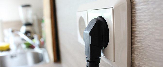 Commet choisir l'intensité d'une prise de courant ?
