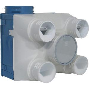 VMC, ventilation mécanique contrôlée