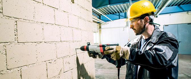 Qu'est-ce qu'un perforateur burineur ?