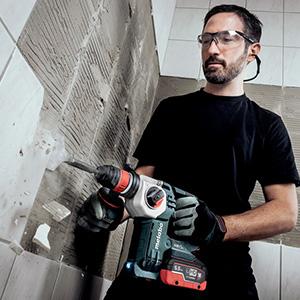 Choisir le perforateur burineur adapté à ses besoins