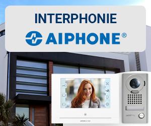 Produits coup de cœur mai 2020 : interphones et visiophones Aiphone