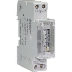 Interrupteur horaire Siemens
