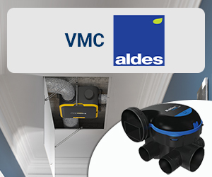 Coup de cœur 123elec septembre 2020 : VMC Aldes