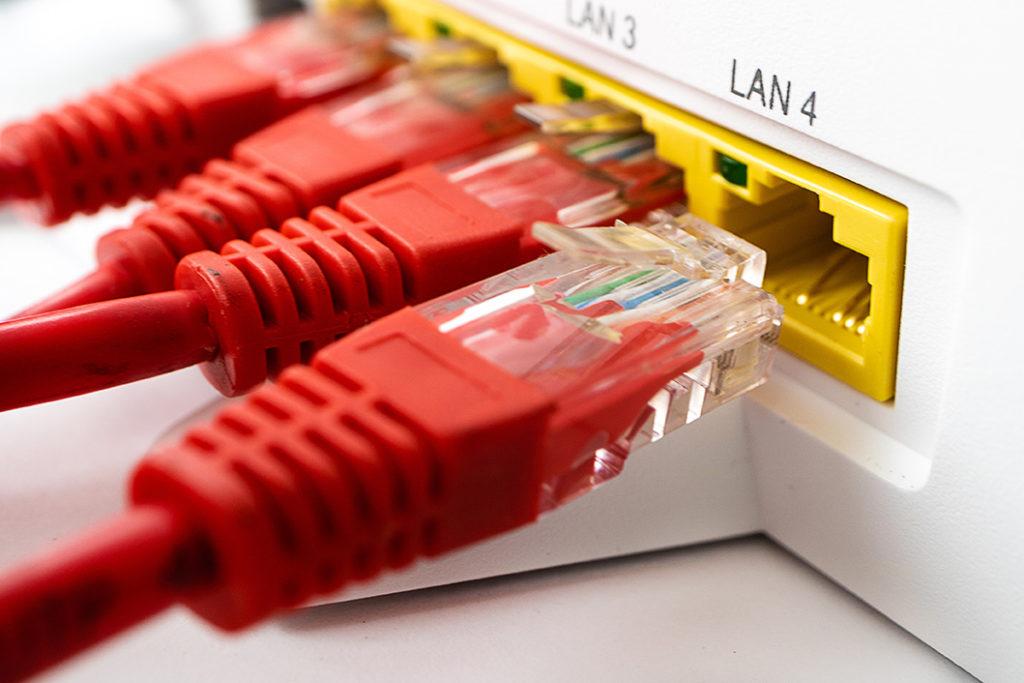 switch rj45