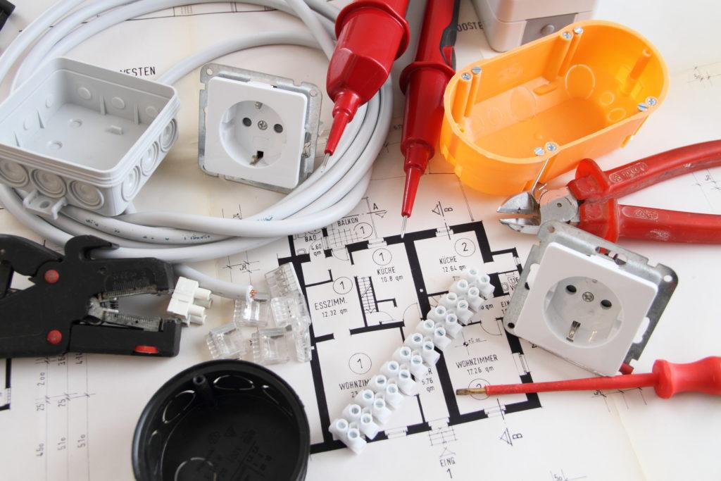 mise aux normes d'une installation électrique