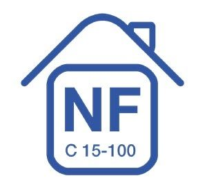 norme nf c 15 100