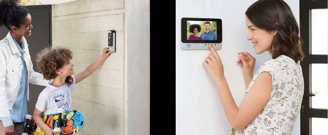 marque portier vidéo