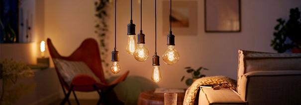 ampoule décorative LED Philips